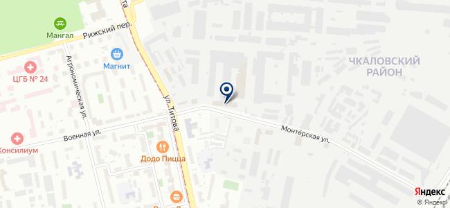 ЭлектроСвязь, ЗАО на карте