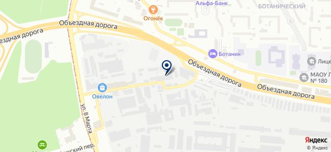 Ланлинкс, ООО на карте
