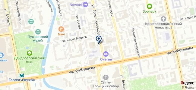 Ремонт КИП, ООО на карте