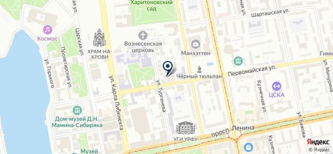 Абсолют-ЕК, ООО на карте