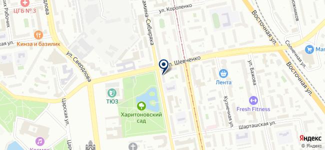 Связь-СБ, ООО на карте