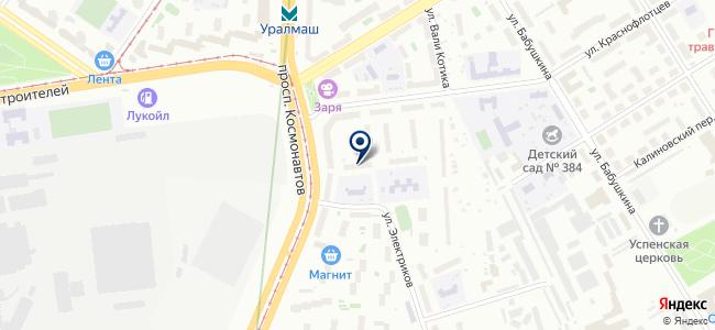 АдминЪ-Сервис, ООО на карте