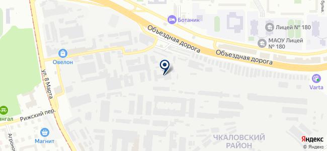 АВЭЛ-ЭЛЕКТРОБЕЗОПАСНОСТЬ, ООО на карте