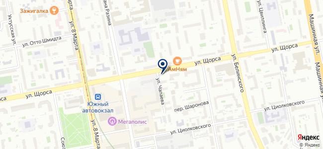 MAGstyle на карте