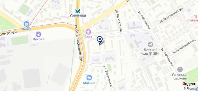 Модуль-ЗиК, ООО на карте