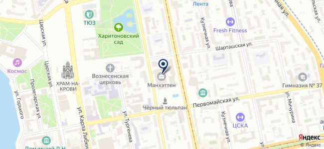 Саунд-Комфорт, ООО на карте