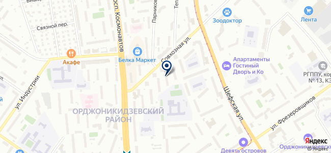 ОптТорг, ООО на карте