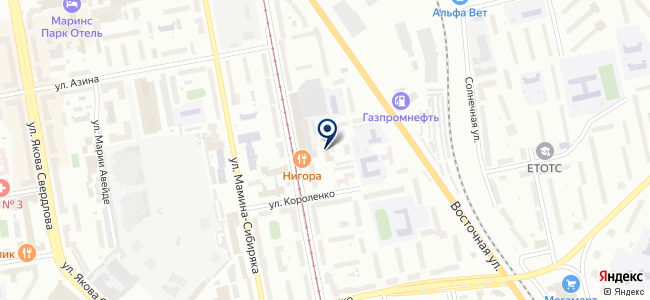 ВВА-Энерго, ЗАО на карте