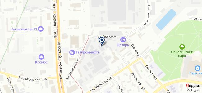 АйДи-Электро, ООО на карте