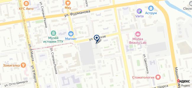 Энергия-сервис, ООО на карте