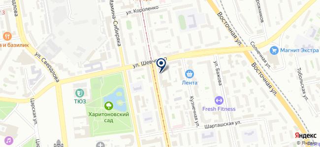 Консонанс, ООО на карте