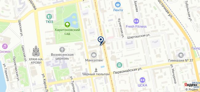 HENNLICH на карте