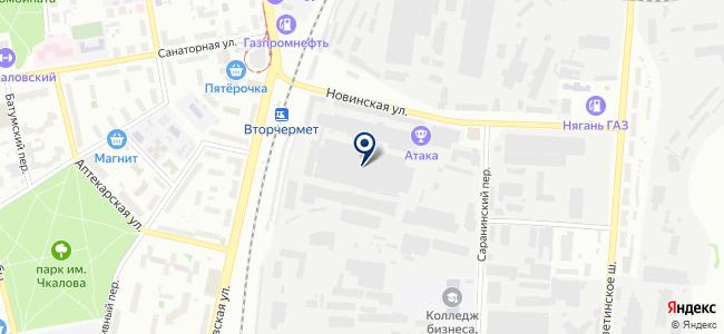 Generator-ural на карте