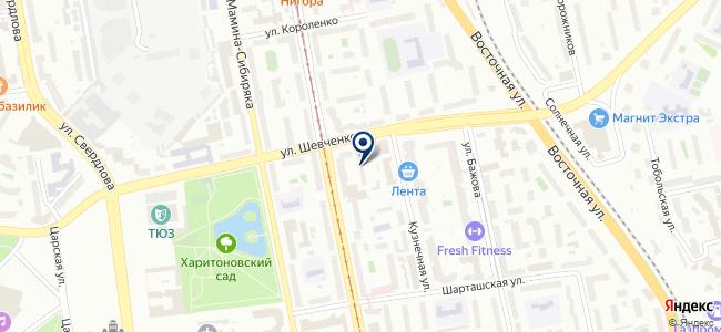 Электрис, ООО на карте