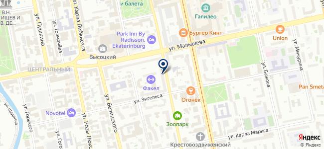 New Home на карте