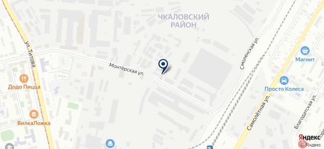 Союз-ТМ, ЗАО на карте