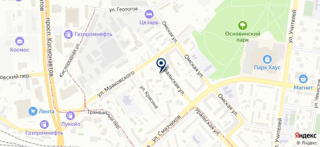 Связьсервис, ООО на карте