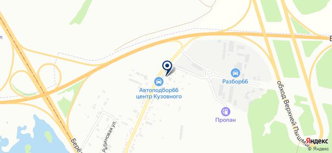 Уникэ, ООО на карте