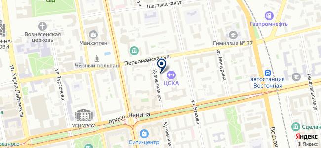 УТК-Автоматика на карте