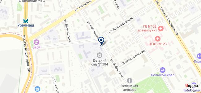 Гранит, ООО на карте