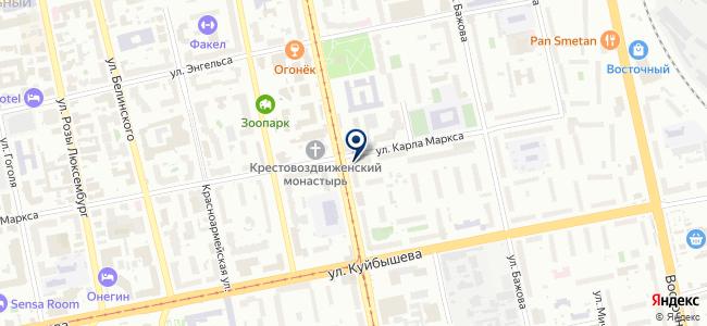Дом Сантехники Электрики на карте
