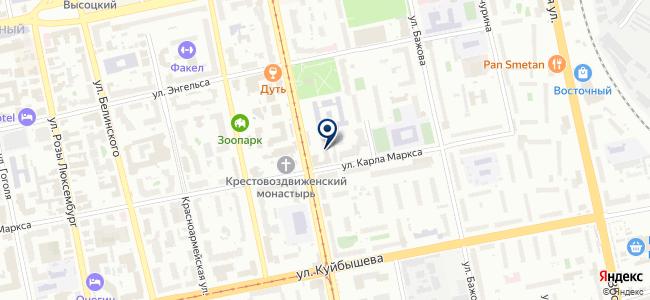 Тяжпромэлектропривод, ООО на карте