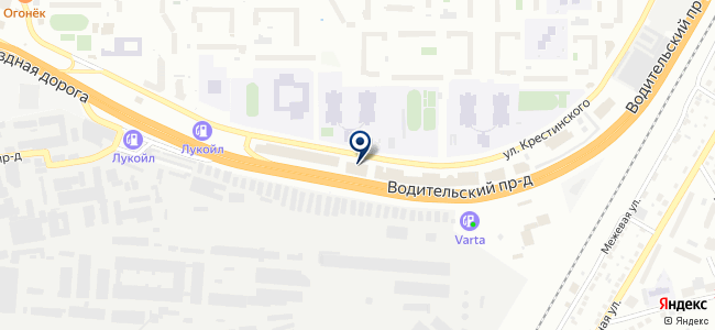 Уральский Промышленный Дом, ООО на карте