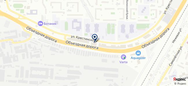 Комплектэлектроснаб, ООО на карте