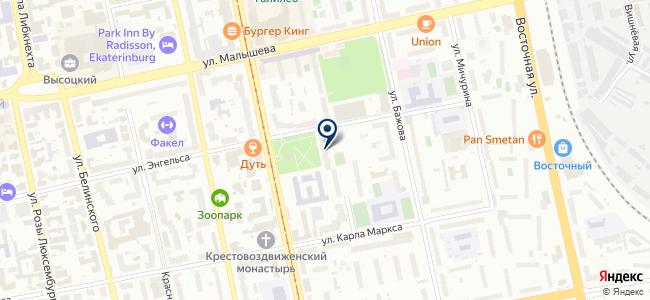 Промприбор, ООО на карте