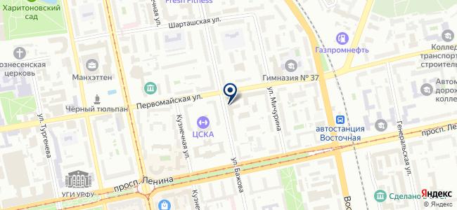 ТриН, ООО на карте