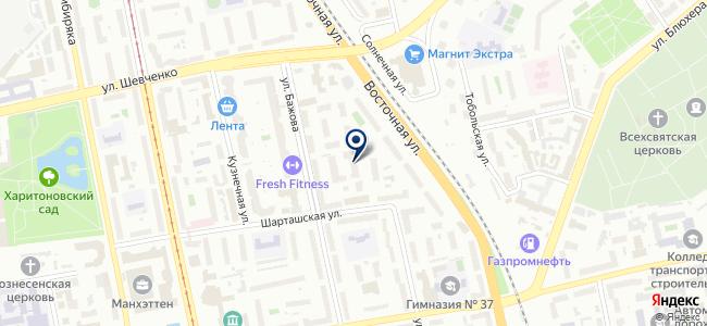 Росэнергоплан, ЗАО на карте