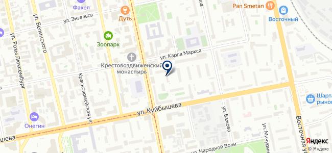 Росма, ООО на карте