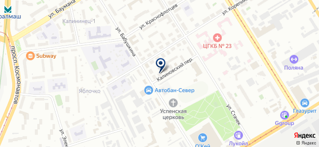 ЭПАС, ЗАО на карте