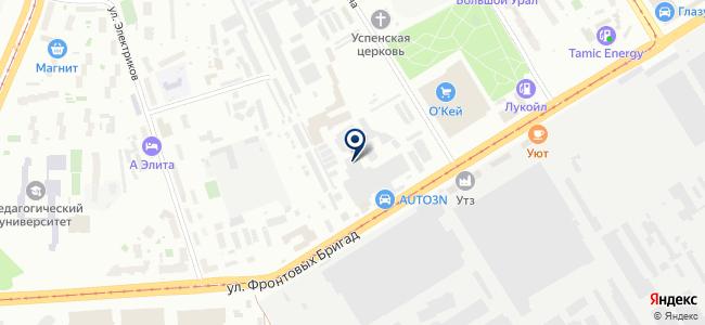 OFF-GRID на карте