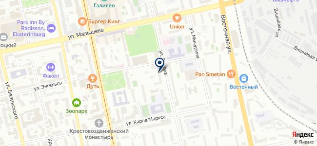Оптимус, ООО на карте