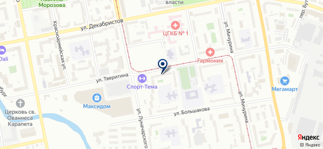 Геотрейд, ООО на карте