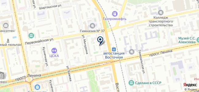 Инженерный Центр Физприбор, ООО на карте