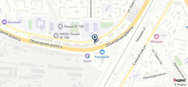 ЭвоПром, ООО на карте
