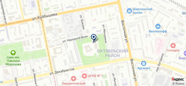 Брайтек, ООО на карте
