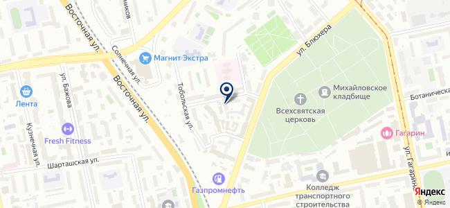 ОДЭМ, ООО на карте