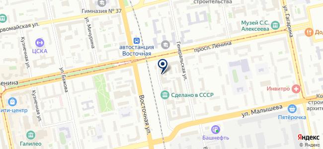 ProffРемо на карте