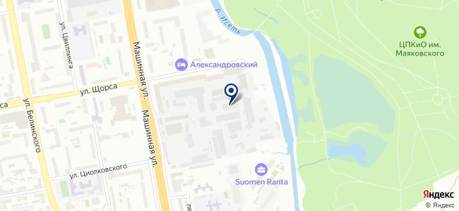 Лампа.ру на карте