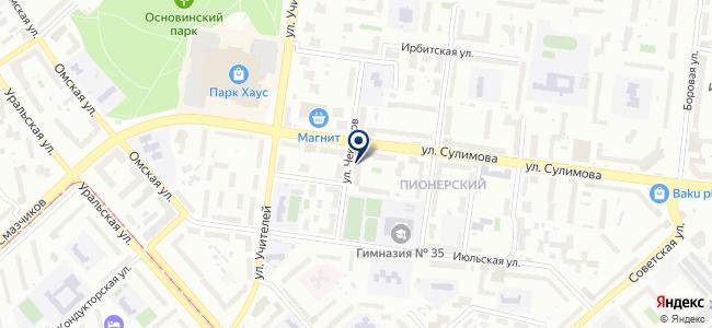 Кран-Ек, ООО на карте