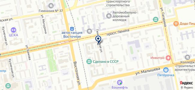 Локус, ООО на карте