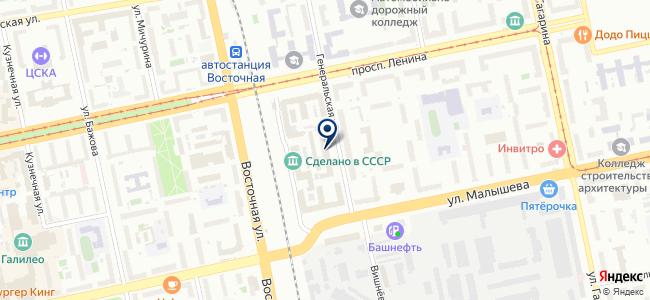 КС-Тендер на карте