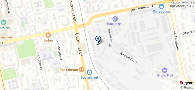АВК, ООО на карте