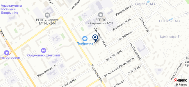 ТеплоЕКБ.ру на карте
