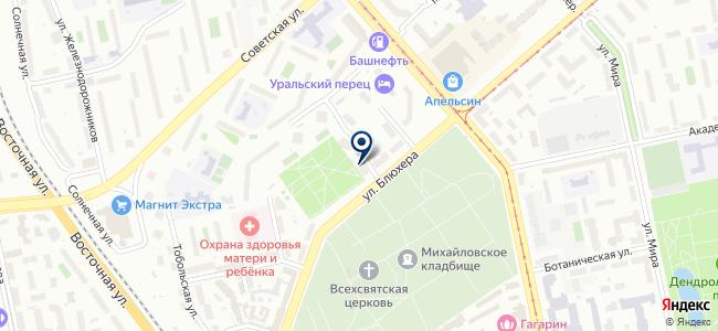 Радиан, ООО на карте
