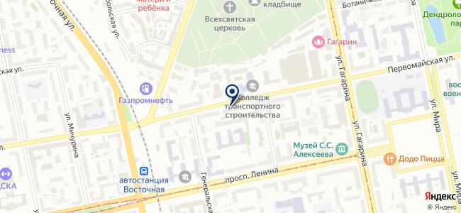 Химэнергоснаб, ООО на карте