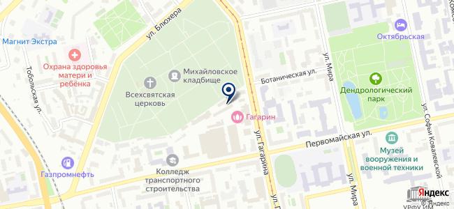 РегионЭнергоИнвест, ООО на карте